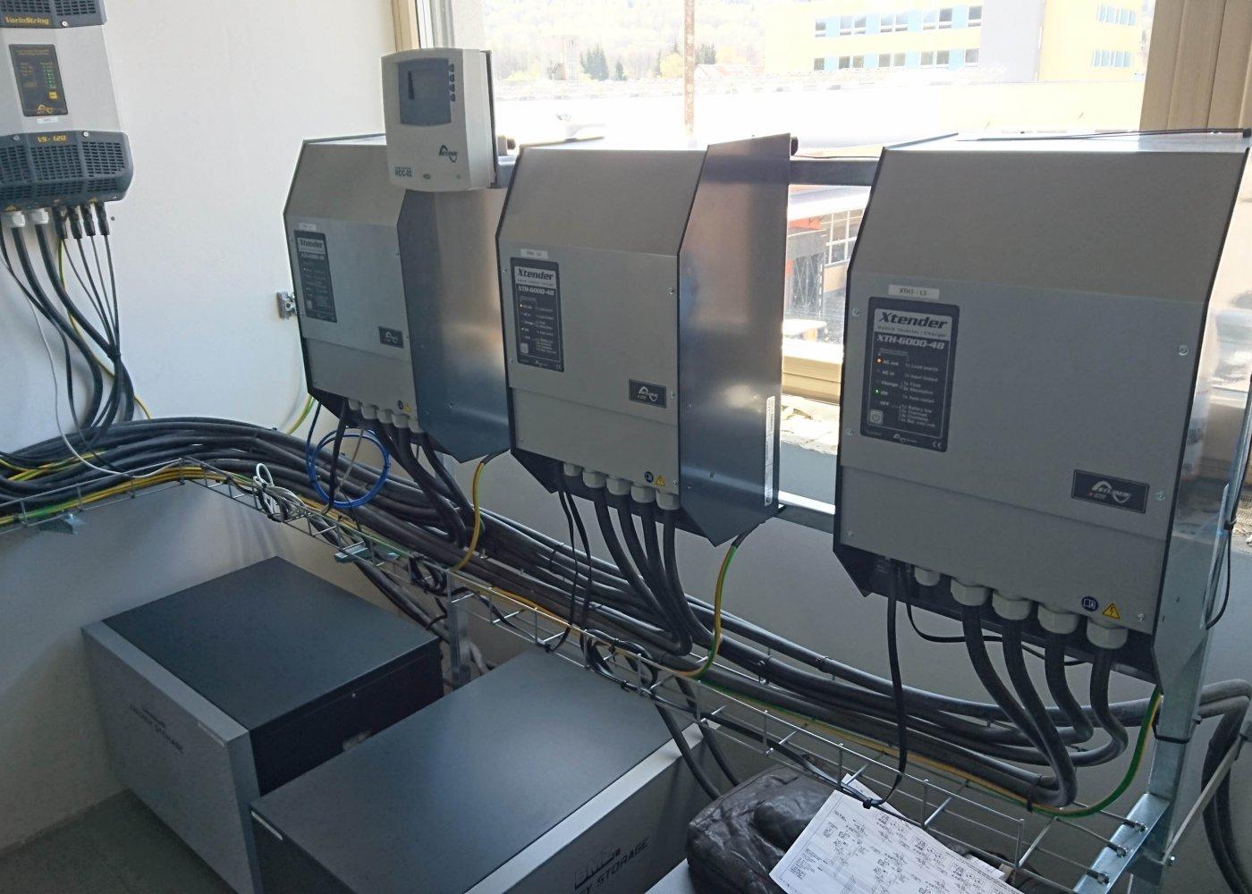 Hybrid Solar Energy Plant Agile Europe